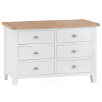 INSTOW 6 DRAWER CHEST