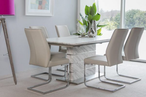 athens-white-grey-marble-effect-160-220cms-extending-dining-table-six-chairs-which-colour-chairs-taupe-119837-p