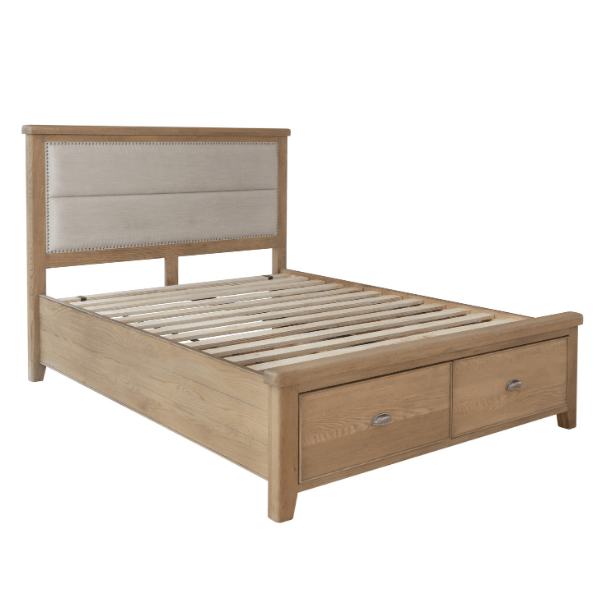bed frame with headboard-min