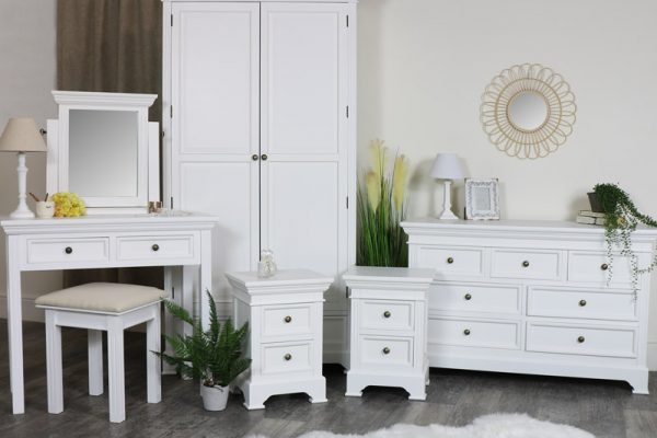 white-bedroom-furniture-double-wardrobe-large-chest-of-drawers-dressing-table-set-and-pair-of-bedside-chests-daventry-white-range_MM26968